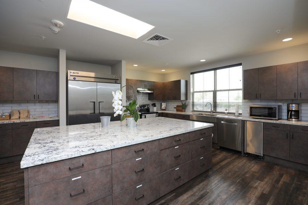 Ballard House Kitchen