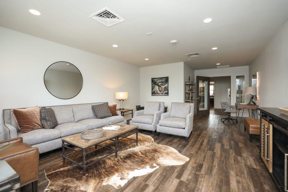 Ballard House Living Room