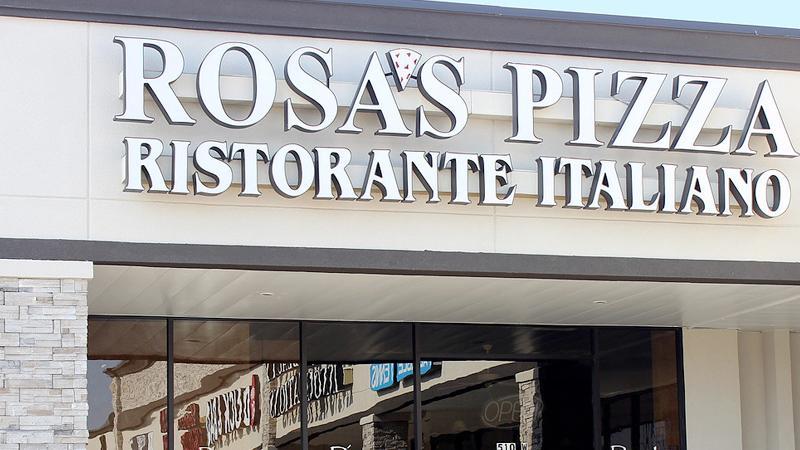 Rosa's Pizza Ristorante